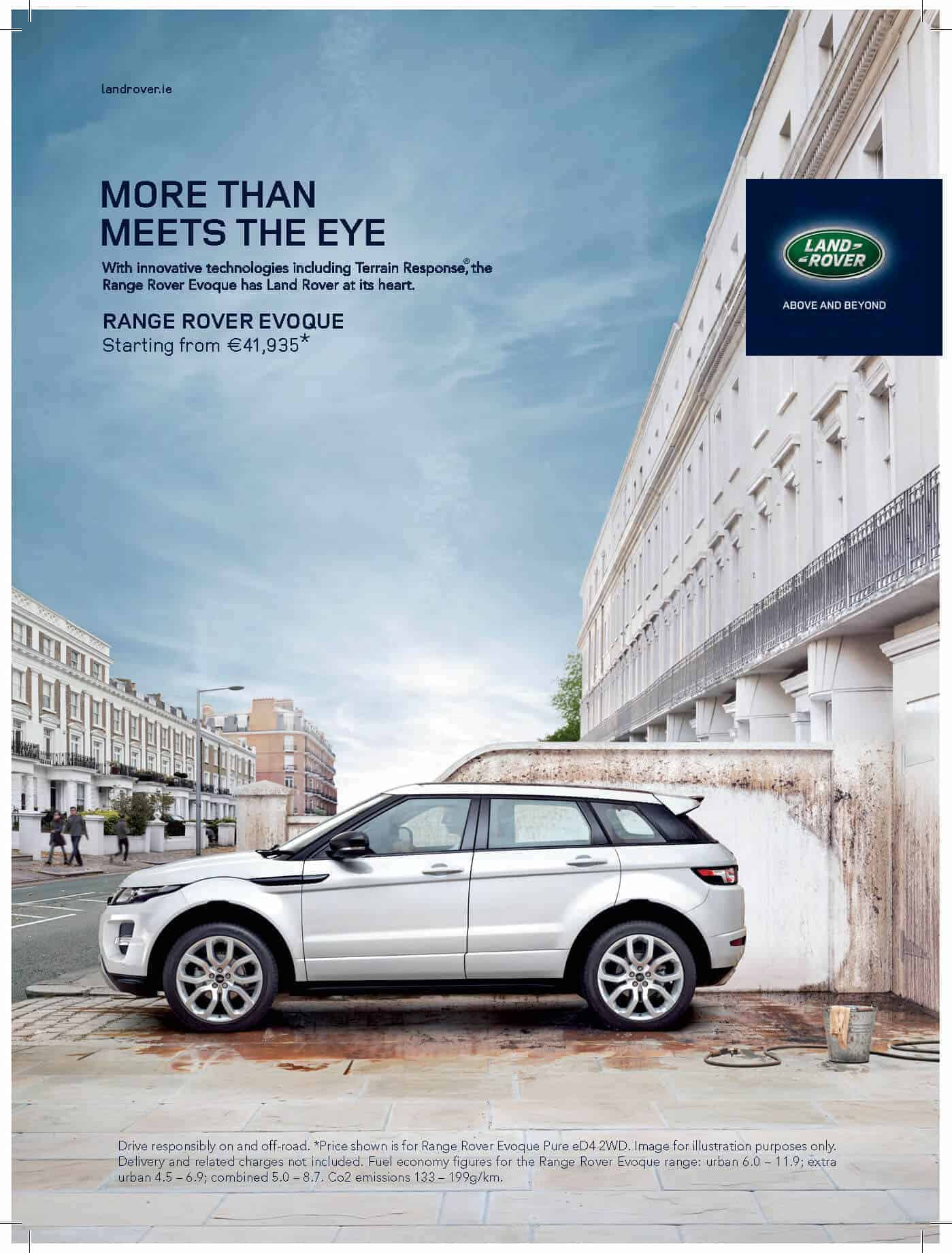 "Range Rover Evoke >> Range Rover Evoque ""Wash Day""   McConkey Associates"